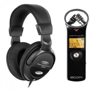 Zoom H1 Portabler MP3/Wave Recorder SET hochwertiger dynamischer