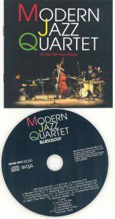 CD *MODERN JAZZ QUARTET* All the Famous Songs*CD Topz