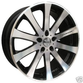 20 Lenso GRANZO Alloy Wheels /audi/vw/mercedes/jaguar/lexus/grand