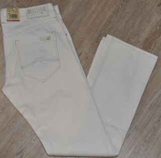 MUSTANG Jeans 3119 New Oregon Slim Fit Neu 200 weiss