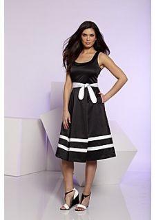 APART Fashion Kleid schwarz weiss SALE NEU