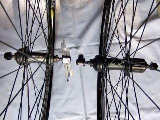 ATB Laufradsatz 28 Shimano SLX Disc Nabe mit Mavic A719 Felgen(auch