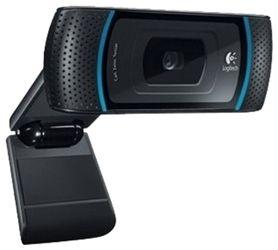 Logitech B910   Webcam USB 2.0 1280 x 720 Pixel Videoauflösung