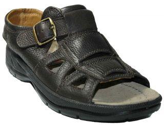 JOMOS Air Comfort Herren Comfort Sandalen Schuhe Leder Gr 40 42 44 45
