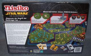Risiko Star Wars Die Klonkriege   Galaktisches Strategie Brettspiel