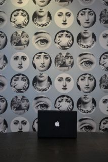 Tapete Wallpaper COLE & SON   TEMA E VARIAZIONI by Fornasetti   77