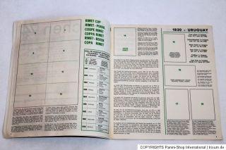 Panini WM World Cup MÜNCHEN MUNCHEN 74 1974 – COMPLETE SET + EMPTY