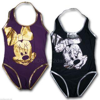 Disney *** Minnie Mouse *** Badeanzug 2 Fb. * 116 128 140 152 * Bikini