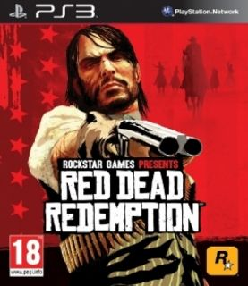 Red Dead Redemption (deutsch)  PS3 Playstation 3  NEU & OVP