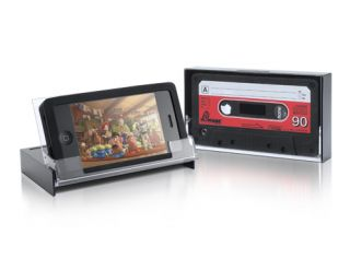 3D Schutzhülle Kassette Iphone 4 Ipod 5 Case Cover Hülle Cassette