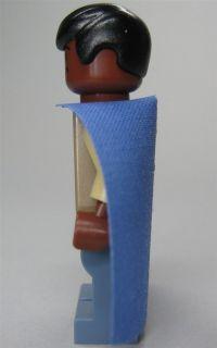 LEGO Star Wars Figur Lando Calrissian mit blauem Umhang und Fleet