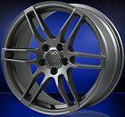 Original Audi S Line Alufelgen 8x 18 Zoll 235 / 40 R18 LK 5x112 A6 A4