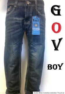 GOV boy~hammergeile Jungen Jeans/Hose~Gr. freiwählbar~122/128 bis 164