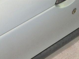 RENAULT Megane I TÜR Fahrertür silber metallic vorne links