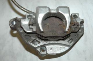 Yamaha Virago XV 535 Bremse Bremsanlage Bremssattel Bremsleitung