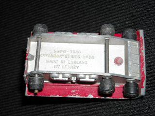 Vintage Lesney Matchbox No.35 Snow Trac Tractor Car