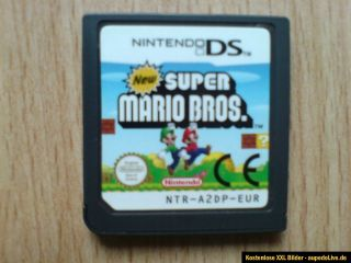 New Super Mario Bros. Nintendo DS, DS Lite, DSi, DsI XL und 3DS ***NEU