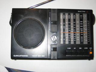 Grundig Yacht Boy 300 Multi Band Radio Weltempfänger World Receiver