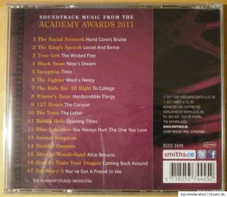 Soundtrack Music From The Academy Awards 2011 / Various Artists / CD