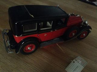 Merces Benz 1935 118 770k Grosser Franklin Mint