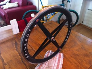 Spinergy Rev X Roks Carbon Laufräder 26 Zoll MTB
