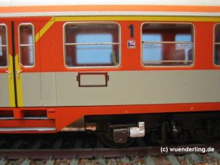 ADE 3128 City Bahn Nahverkehrswagen ABnrzb 772