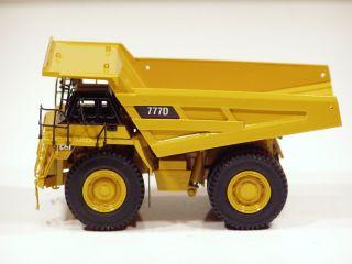 Caterpillar 777D Dump Truck   1/87   Brass   CCM