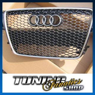 Original Audi RS5 Single Frame Grill Grille Audi A5 S5 8T +Sportback
