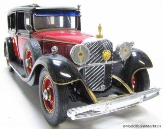 FRANKLIN MINT 1935 Mercedes Benz 770 K Grosser Maßstab 124