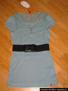 NEU EDC by ESPRIT Tunika Long Shirt Gr (L) 38 40 Trend Pastelltöne