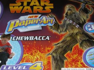MB Creation PaperArt Bastelbogen STAR WARS Chewbacca