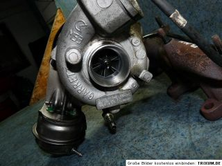 Audi VW Seat 2.0 TDI   BMM   Turbolader   03G253010   03G 253 010