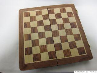 Klassisches Schachset aus Holz // Premium Edition // 12