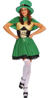 Lustiger Kobold St Patricks Day Verkleidungsparty Karneval Halloween