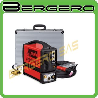 SCHWEISSGERÄT WIG MMA TECHNOLOGY TIG 185 DC HF/LIFT INVERTER + KIT