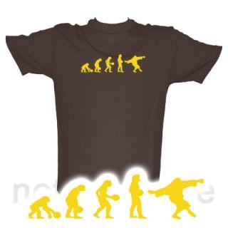 EVOLUTION BOWLING T Shirt Lebowski KULT Big NEU S XXXL