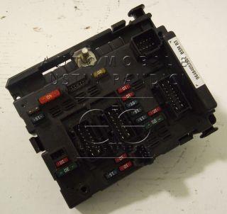 BSI Sicherungskasten Citroen C8 Ulysse Peugeot 807 9646405280