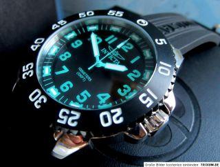 µ INVICTA Oversize US Navy Seals Taucheruhr Combat Diver XXL TRITNITE