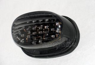 LED Rücklicht schwarz Suzuki VZ 800 Marauder (97 06)