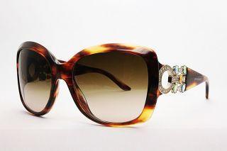 BVLGARI Luxus Sonnenbrille 8103 B 816/13 Spezial Edition Neueste