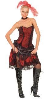 Wilder Westen Sexy Saloon Girl Verkleidungsparty Karneval Halloween