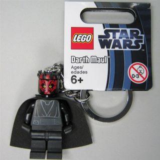 LEGO Star Wars 850446 Schlüsselanhänger Darth Maul (neues Design