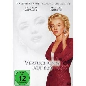 Versuchung auf 809   Marilyn Monroe   Richard Widmark   Anne Bancroft