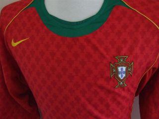 Trikot Portugal 2004 (XXL) Shirt Maglia Jersey Maillot