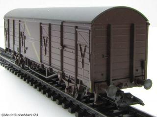 ÖBB Postbeiwagen braun 9 810 0 Epoche IV KKK Spur H0   OVP