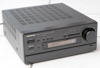 Onkyo R 811RDS RDS Stereo Receiver mini, nur 27,5cm breit