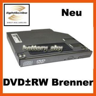 LightScribe DVD RW Brenner Dell Latitude D820 D830 D831