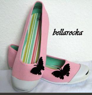 bellarocka 50er retro butterfly BALLERINA gr 36 pin up rockabilly