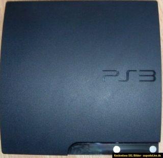 Sony PlayStation 3 Slimline 250 GB Charcoal Black Spielkonsole (PAL