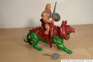 He Man & Battle Cat Mexico (Masters of the Universe) komplett #132